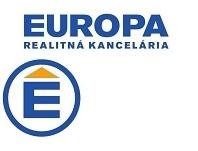 EUROPA realitná kancelária Dúbravka logo