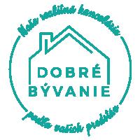 Dobré Bývanie logo