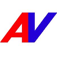 Vladimír Vantroba - AV REAL logo