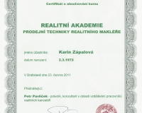Karin Realitný maklér